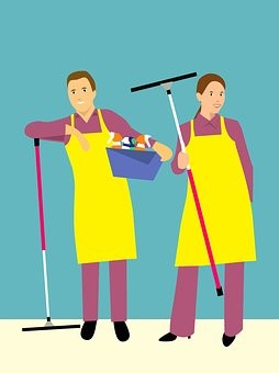Coming Clean - The Benefits of Spring Cleaning